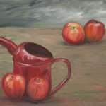 Apples & Pitcher