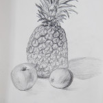 Pinneapple Sketch