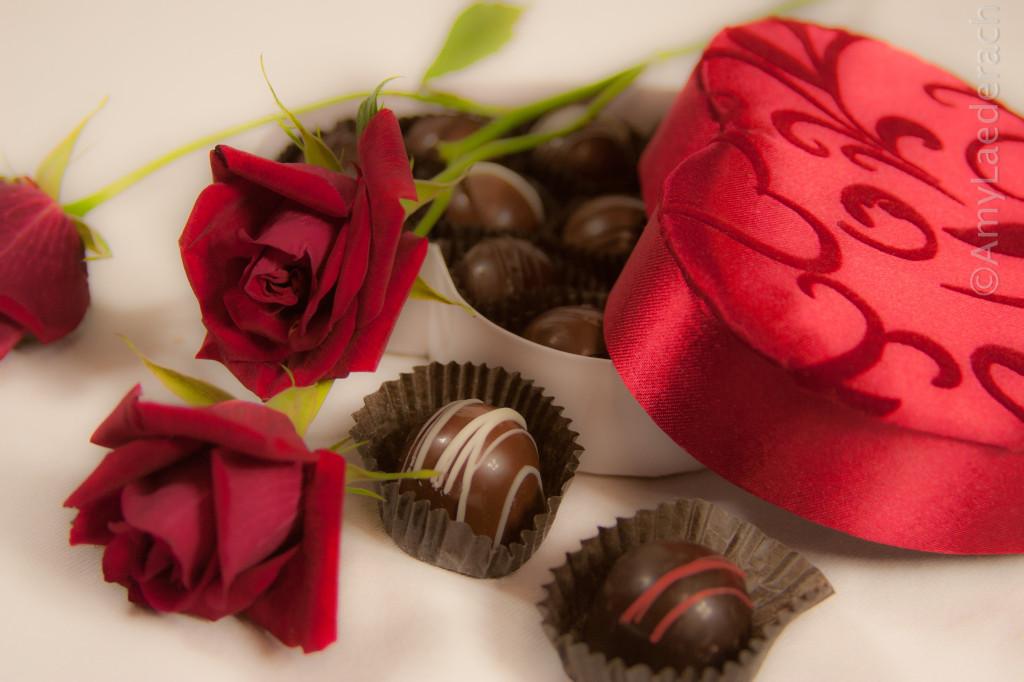 Roses & Chocolate